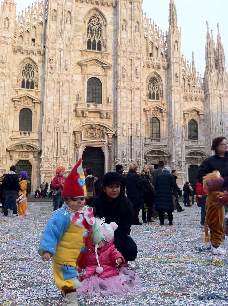 Festa di Sant'Ambrogio, Duomo